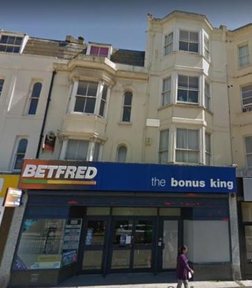 Queens Road, Hastings TN34 1QY
